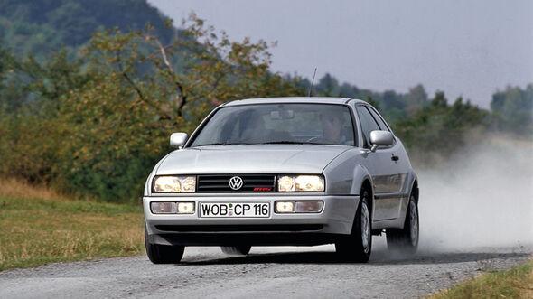 VW Corrado VR6, G60