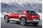 VW Cross Coupé Genf 2012