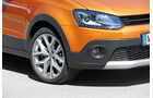 VW Cross Polo 1.2 TSI, Rad, Felge