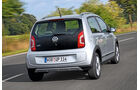 VW Cross Up 1.0, Heckansicht
