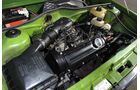 VW Derby, GLS, Motor