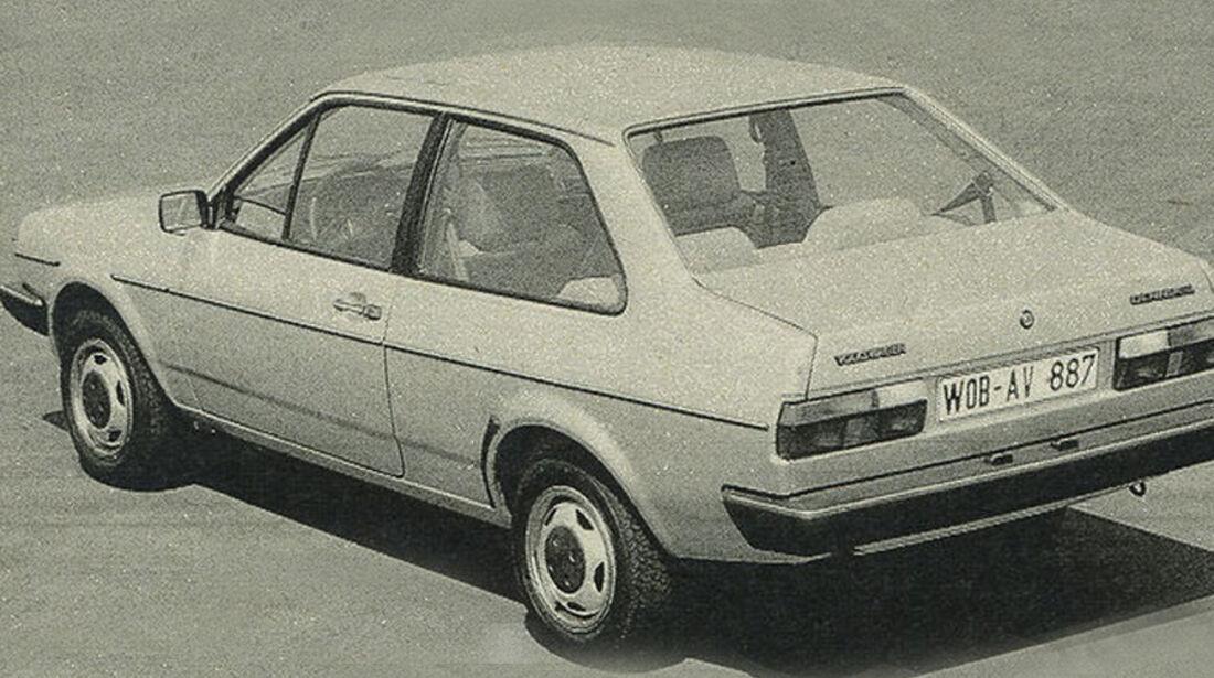 VW, Derby, IAA 1981