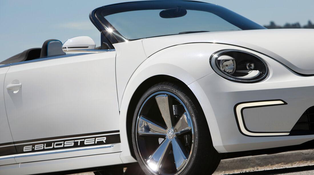 VW E-Bugster, Rad, Felge