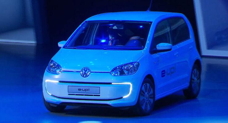 VW E-Up, IAA