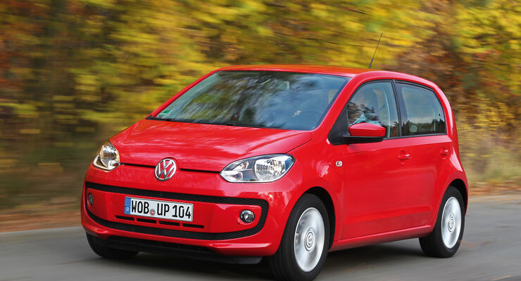 VW Eco Up, Frontansicht