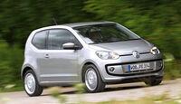 VW Eco-Up, Seitenansicht