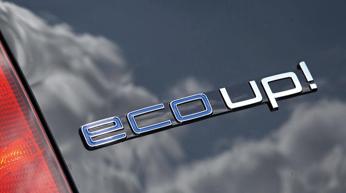 VW Eco-Up, Typenbezeichnung