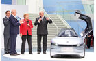 VW Einliter-Auto, VW L1, Hackenberg, Piech, Wissmannm Winterkorn, Merkel