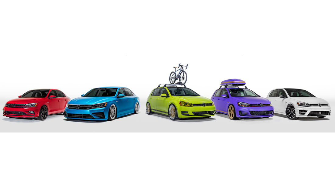 VW Enthusiast Vehicles