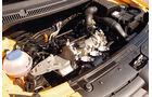 VW Fox, Motor