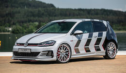 VW GTI Treffen 2018 Azubi-Golf GTI Next Level