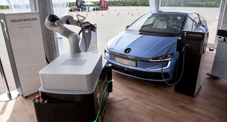 VW Gen E Future Mobility Day Ehra-Lessien