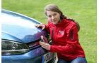 VW Golf 1.0 TSI, Annette Napp