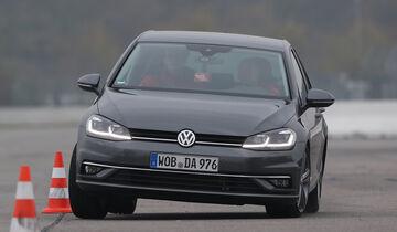 VW Golf 1.0 TSI Comfortline, Exterieur
