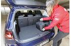 VW Golf 1.4 TGI, Kofferraum
