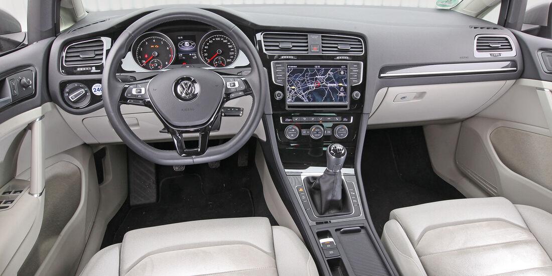 VW Golf 1.4 TSI ACT Highline, Cockpit