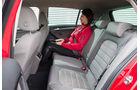 VW Golf 1.4 TSI, Fond
