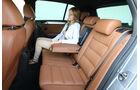 VW Golf 1.4 TSI Highline, Rücksitz