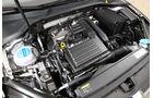 VW Golf 1.4 TSI, Motor
