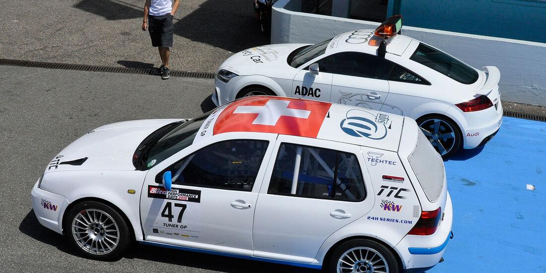 VW Golf 1.9 TDI 4Motion, Finallauf, TunerGP 2012, High Performance Days 2012, Hockenheimring, sport auto