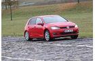 VW Golf 2.0 TDI, Bodenwellen, Fahrwerk