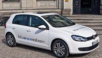 VW Golf BLU.E.Motion