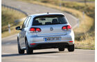 VW Golf Blue Motion