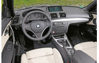 VW Golf Cabrio 1.4 TSI, Cockpit, Lenkrad