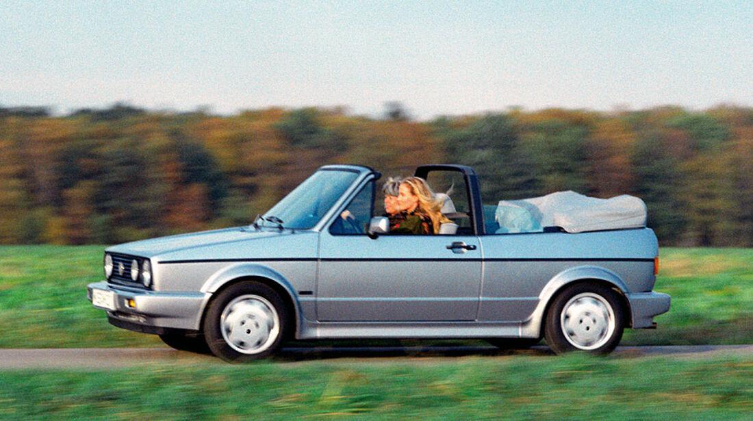 VW Golf Cabrio Baujahr 1989