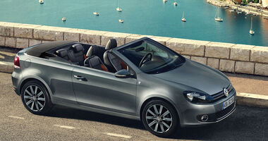 VW Golf Cabrio Sondermodell Karmann