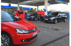 VW Golf, Citroen C4, Toyota Auris