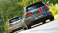 VW Golf Eibach, VW Golf Akrapovic
