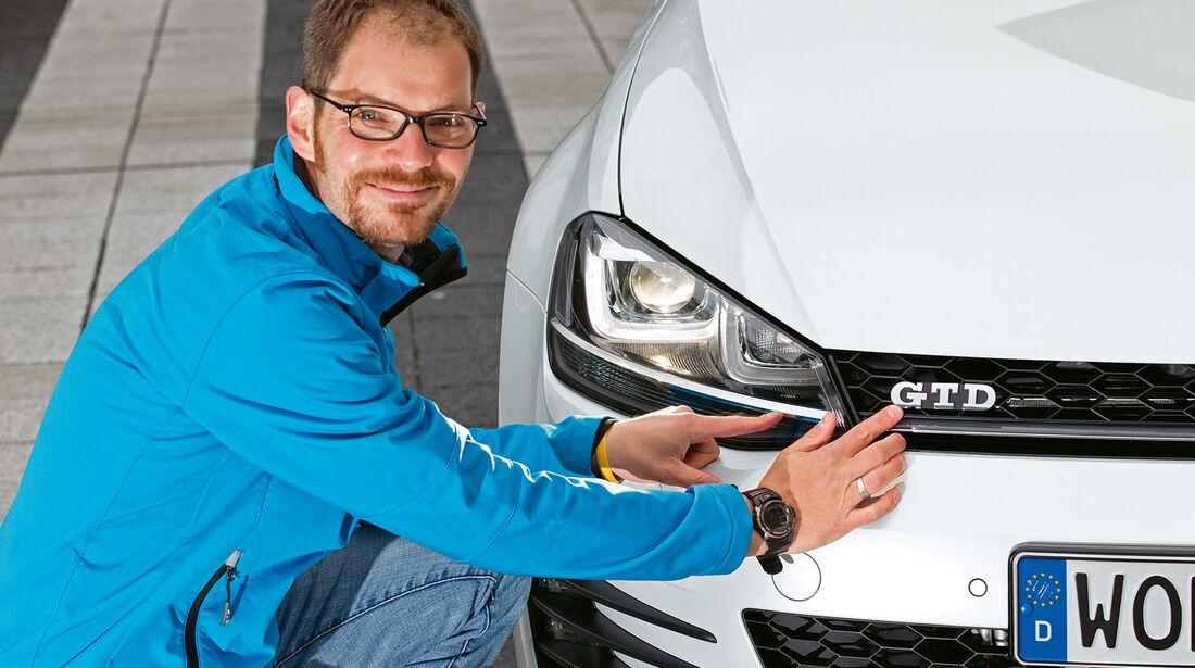 VW Golf GD, Typenbezeichnung