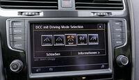 VW Golf GTD, Infotainment
