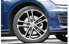 VW Golf GTD, Rad, Felge
