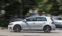 VW Golf GTE Heck