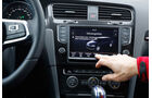 VW Golf GTE, Infotainment