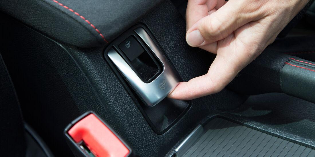 VW Golf GTI Cabrio, Öffner