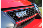 VW Golf GTI Cabriolet, Kühlergrill, Typenbezeichnung