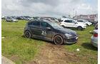 VW Golf GTI - Carspotting - 24h-Rennen Le Mans 2016