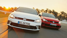 VW Golf GTI Clubsport & Clubsport S, Supertest, Impressionen