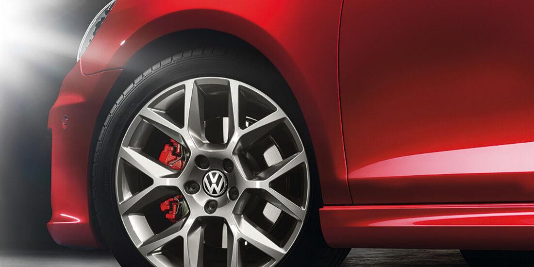 VW Golf GTI Edition 35, Felge