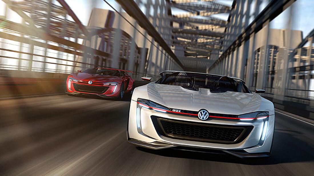 VW Golf GTI Roadster Wörthersee
