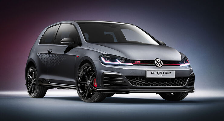 vw golf gti tcr 2018 290 ps 264 km h bilder daten. Black Bedroom Furniture Sets. Home Design Ideas