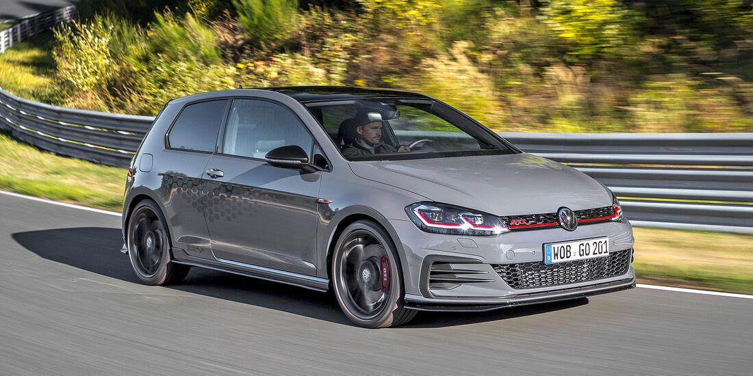 VW Golf GTI TCR - Serie - Kompaktwagen ueber 35000 Euro - sport auto Award 2019