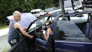 VW Golf I Cabriolet