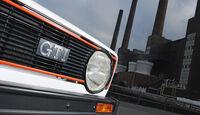 VW Golf I GTI, Kühlergrill
