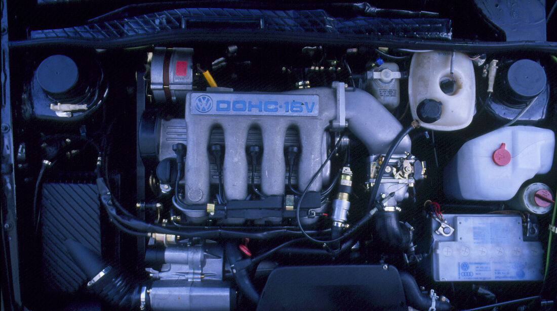 VW Golf II G60 Limited