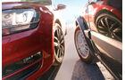 VW Golf II GT, VW Golf VII 1.2 TSI, Rad, Felge
