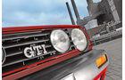 VW Golf II GTI, Kühlergrill